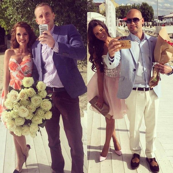и трегубенко игоря фото свадьба эллы