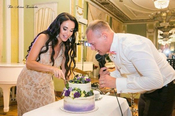 Игорь акинфеев с женой свадьба фото