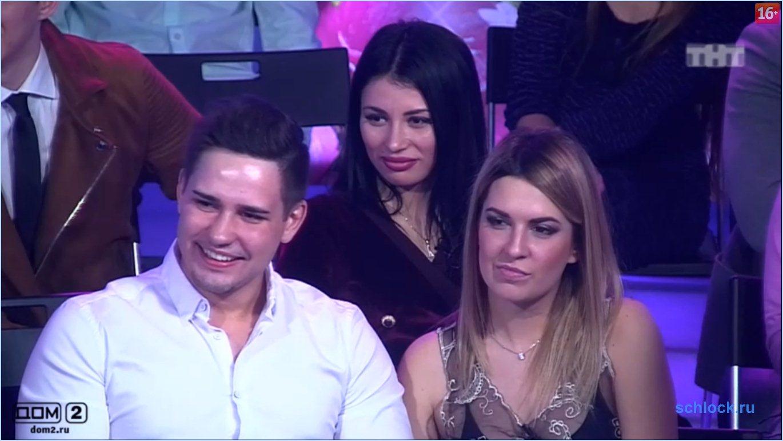 Захар Саленко увел мужика у Майи?!