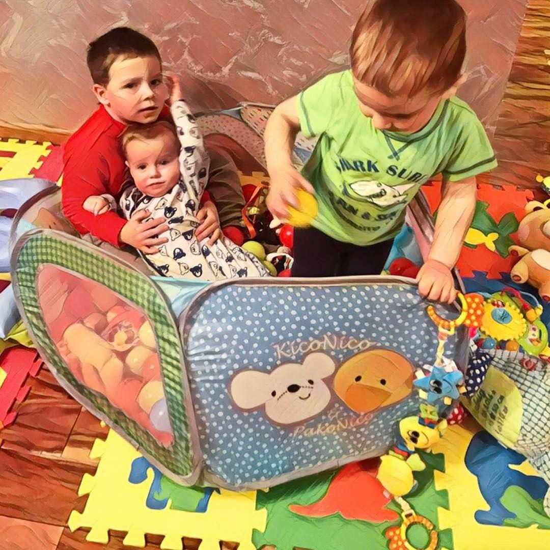 Домовские детишки (29 марта)