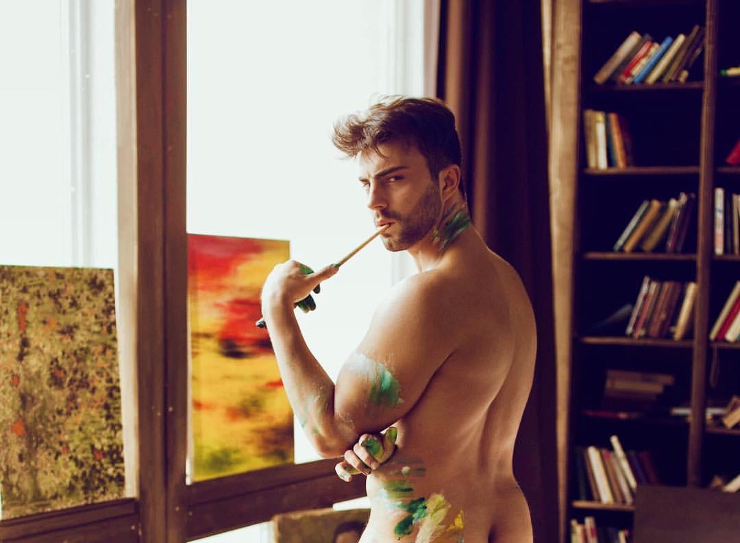 Обнаженное Фото Алексея