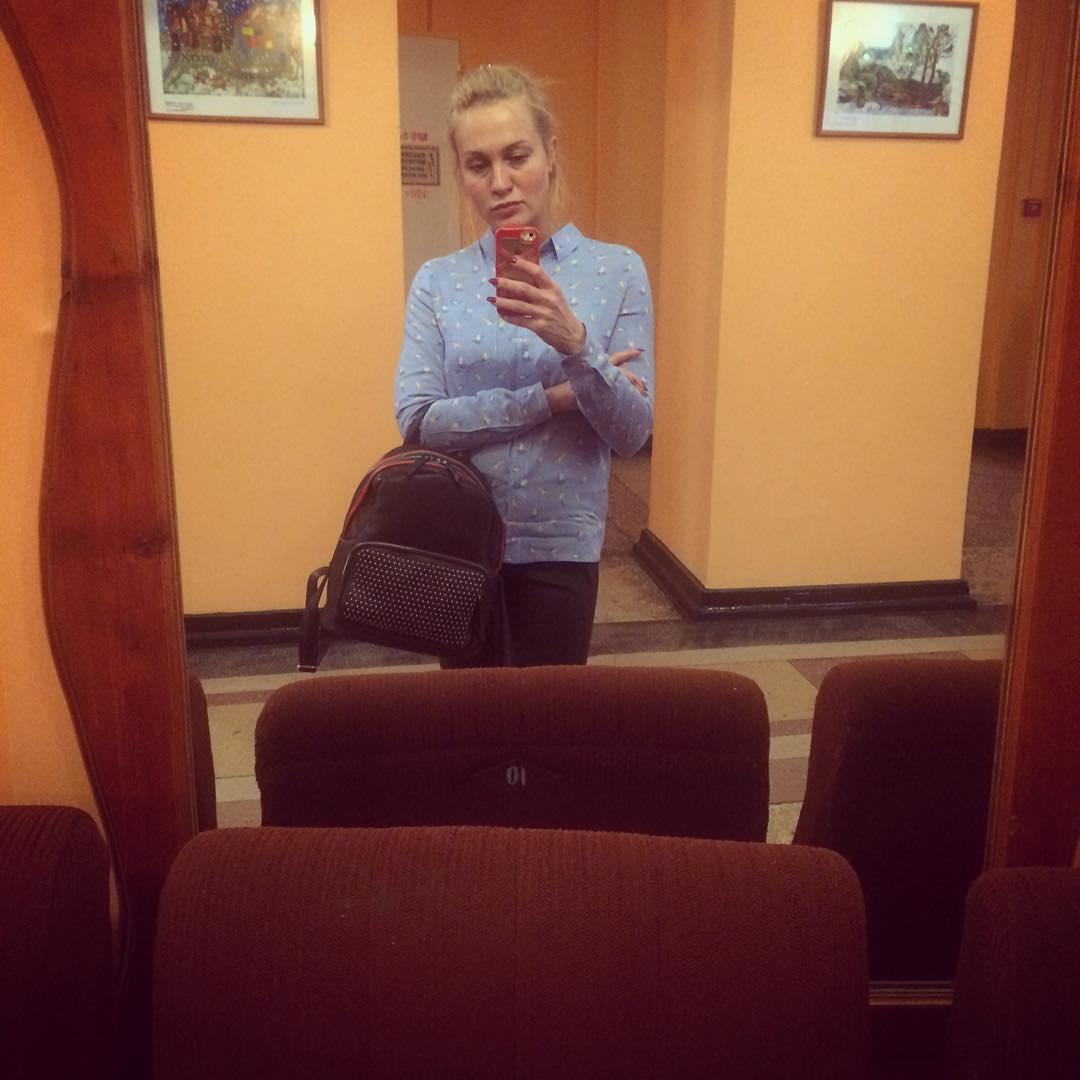 Жизнь за периметром. Валерия Мастерко (21 ноября)