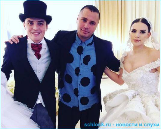 Свадьба Кузина и Артемовой: горько!