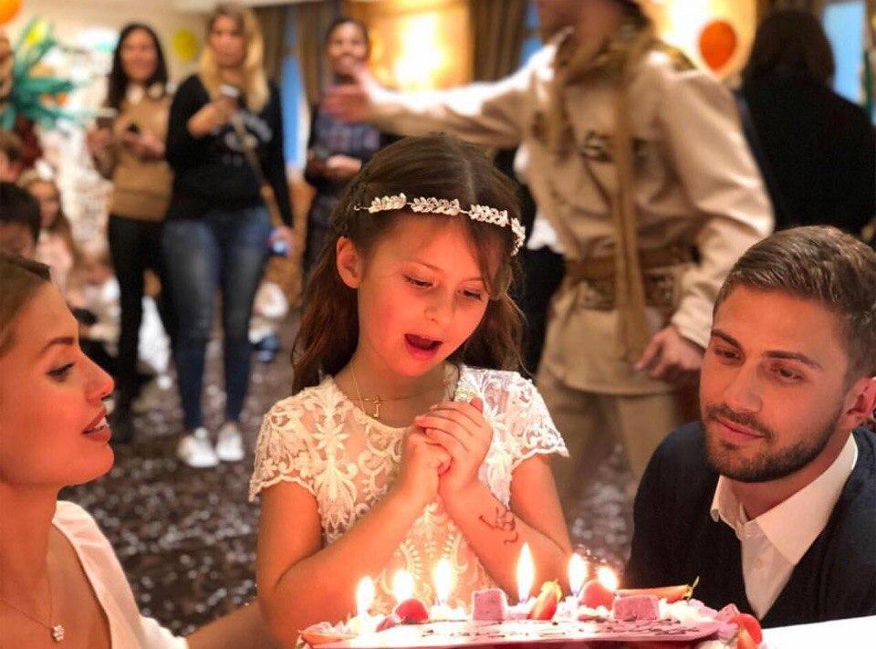 Дочка Виктории Бони отметила 6-летие в Монако