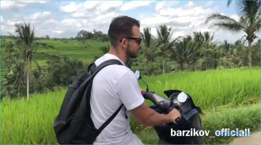 Бывшие участники дома 2 сгорели на Бали!