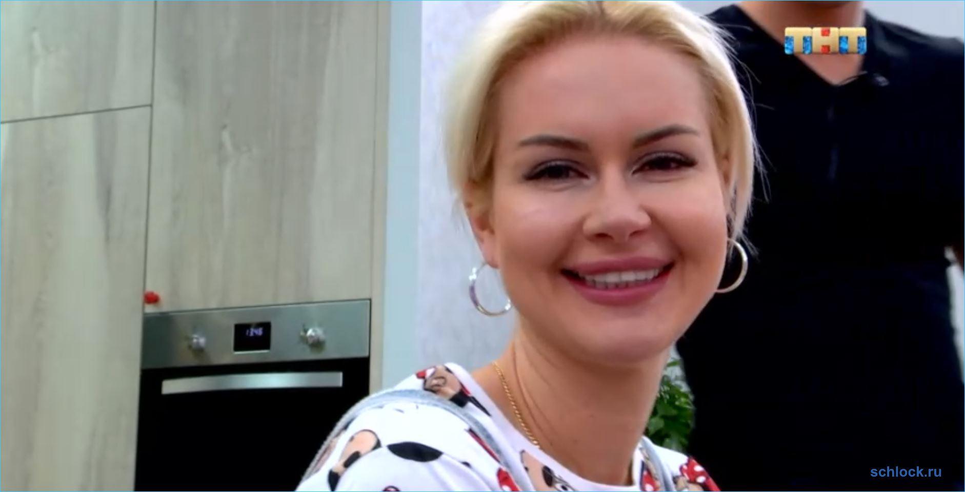 Марина Африкантова новая ведущая нового шоу!