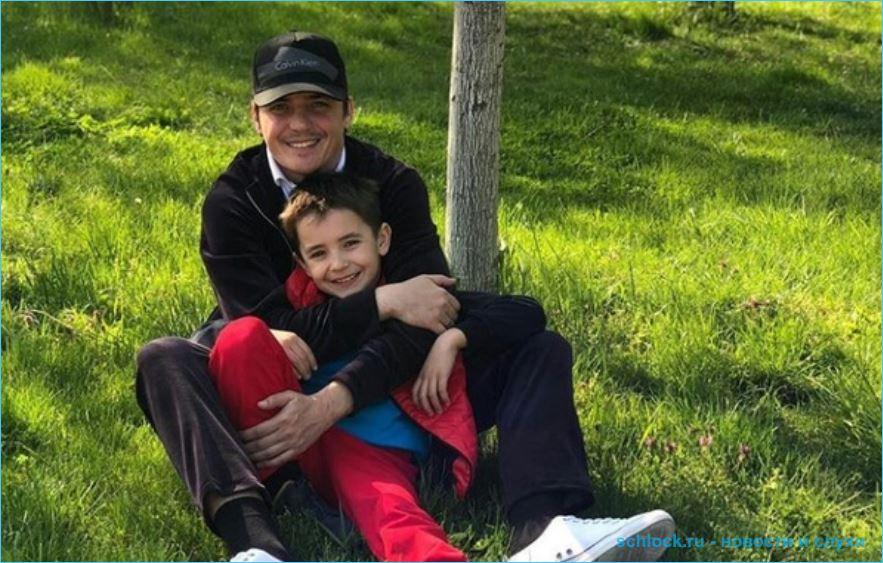 Евгений Кузин отдал сына в хорошие руки!