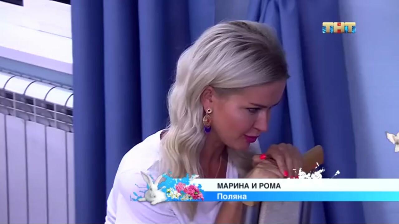 Марина Африкантова опозорила свою маму