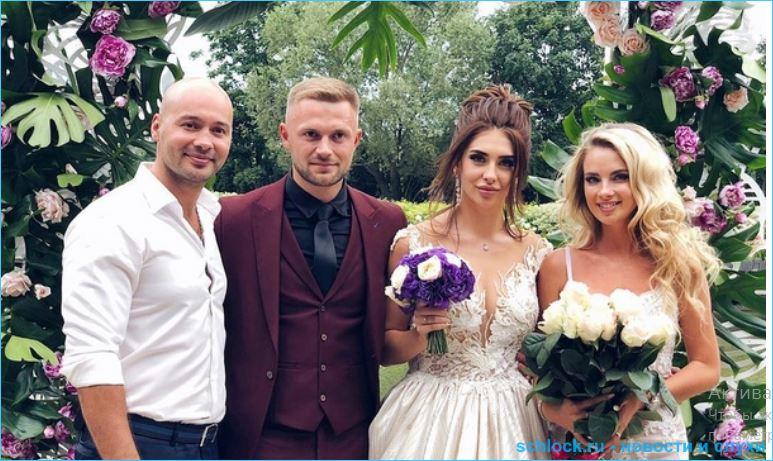 Свадьба Татьяны Мусульбес и Виктора Литвинова состоялась - горько!