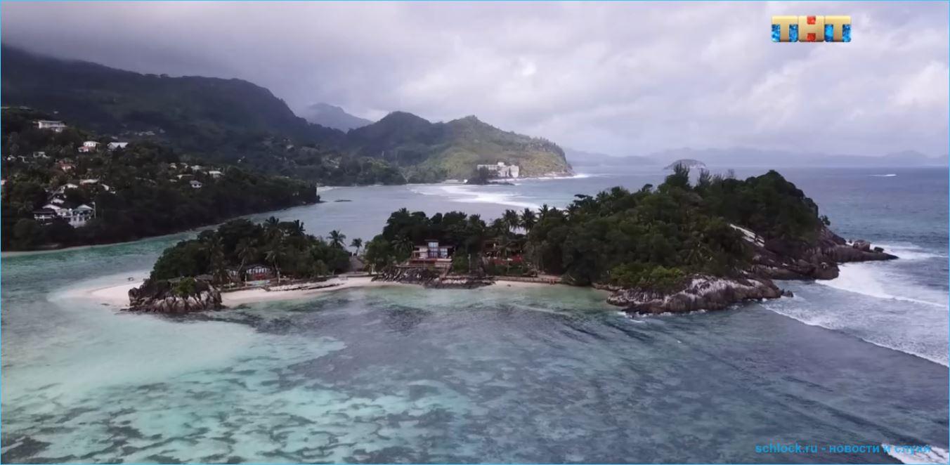Наигранность свадеб участников Дома-2 на Сейшельских островах