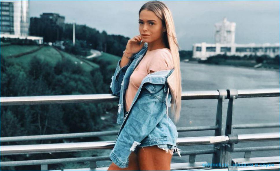 Анастасия Балинская хочет стать примером!