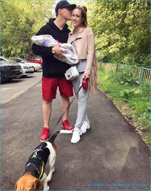 Илья Григоренко собирается жениться на матери своего ребенка!