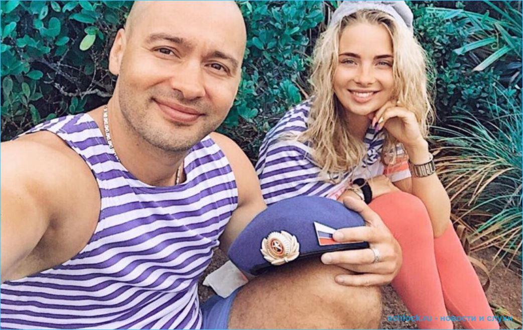 Виктория Романец пострадала от слов девушки Андрея Черкасова