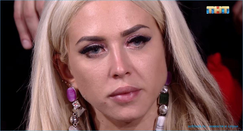 Анастасия Кочервей больше не страдает по Шабарину