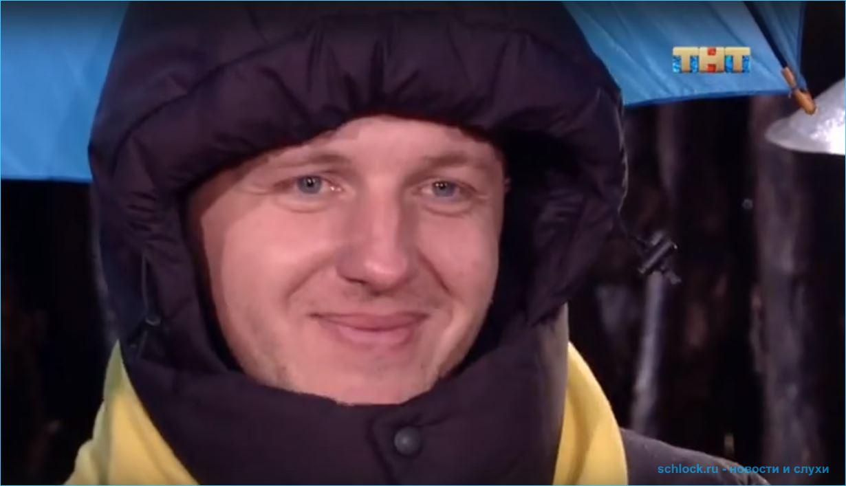 Илья Яббаров - курьер счастья на доме 2?