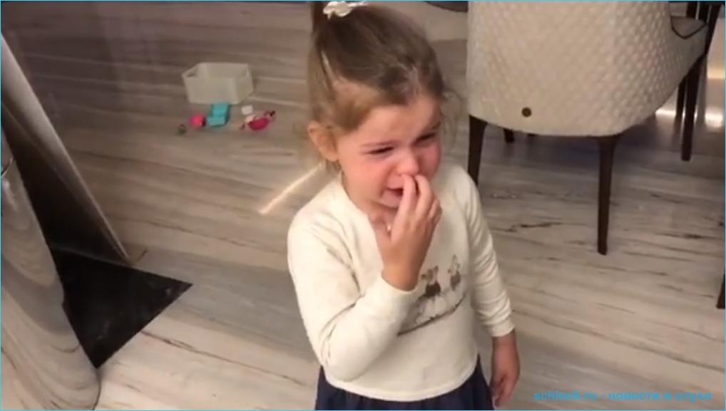 Дочь Бородиной стала звездой соцсетей!