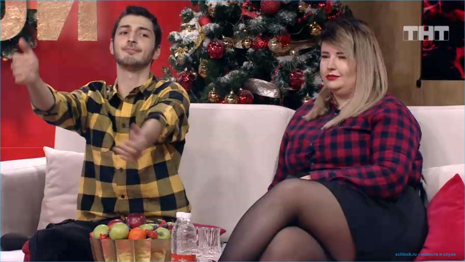 Юля Романова опозорилась на съемках шоу