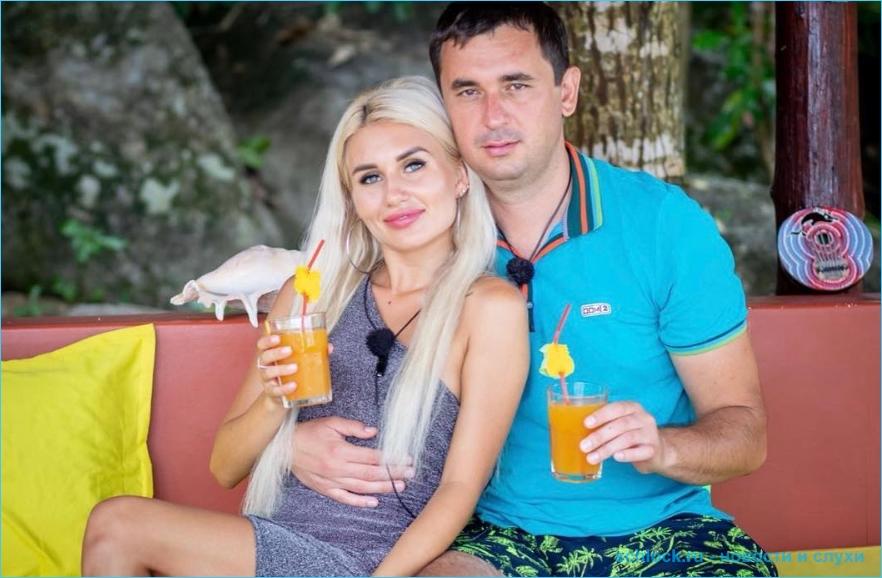 Розалию Райсон и Андрея Шабарина на проекте удерживали силой!