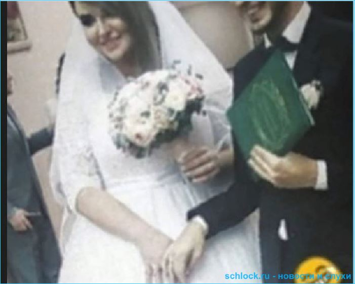 Новость дня - свадьба Александры Черно и Иосифа Оганесяна