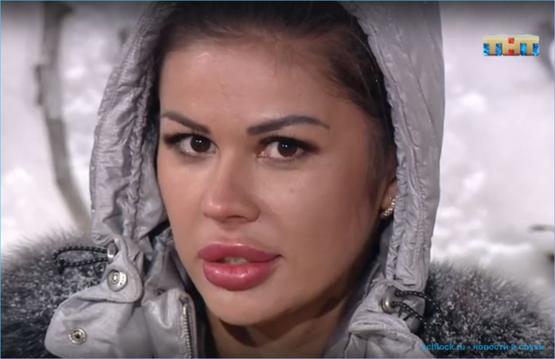 Роза Максимова будет мстить Острову любви!