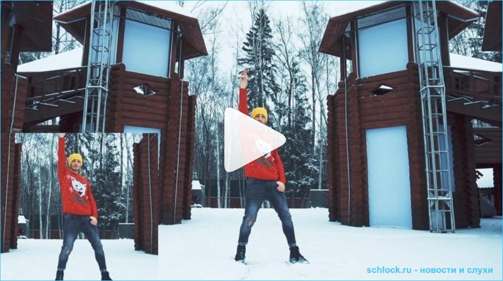 Иосиф Оганесян запускает танцевальный флешмоб!
