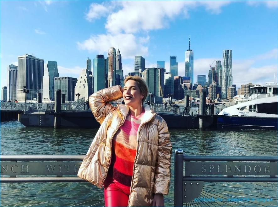 Оксана Ряска в Нью-Йорке!