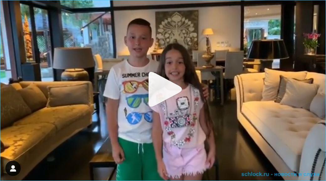 Дочь Бородиной станет ведущей на канале СТС Kids