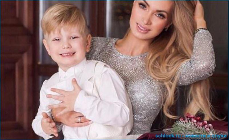 Евгения Феофилактова отреагировала на шоу с внебрачным сыном Гусева