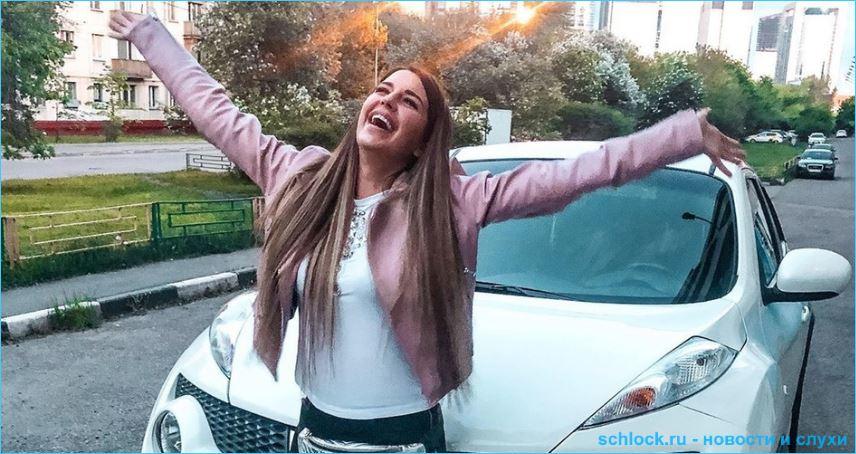 Майя Донцова лишилась автомобиля
