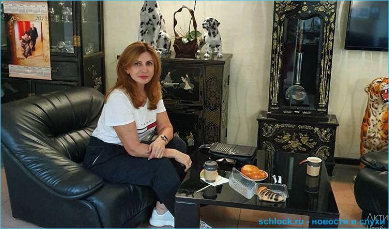 Ирина Агибалова не уехала на Кипр, а попала на шоу от Дома 2