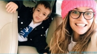 Бывшая участница Алена Водонаева возьмет сына на свой развод
