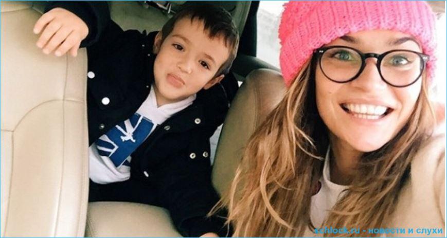 Алена Водонаева возьмет сына на свой развод