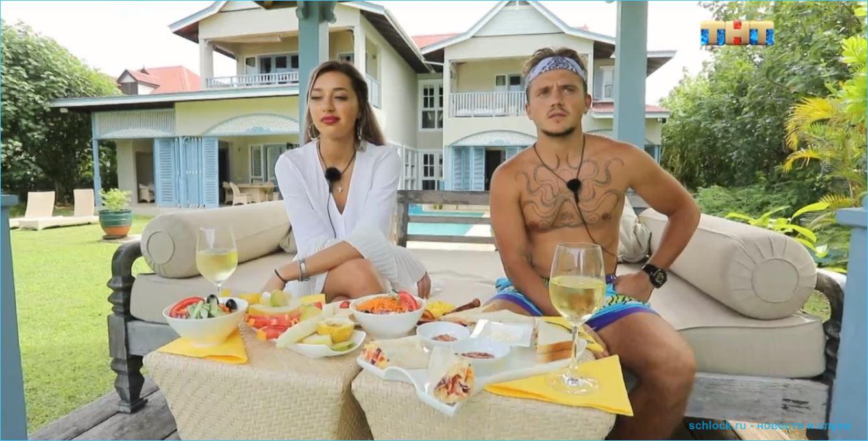 Участник острова любви Никита Рудаков признал, что его подругу Настю Стецевьят поглотил проект