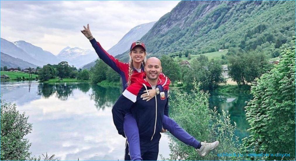 Кристину Черкасову удивили высокие цены в Норвегии