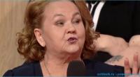 Выяснилось, что Ольга Васильевна не может простить Шабарину позора Алианы Устиненко