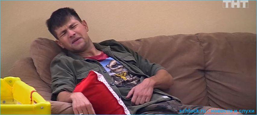 Мама Дмитрия Дмитренко спасает других участников Дома 2