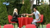 Участник телепроекта дом 2 Никита Уманский испортил свидание Кристине Церковной