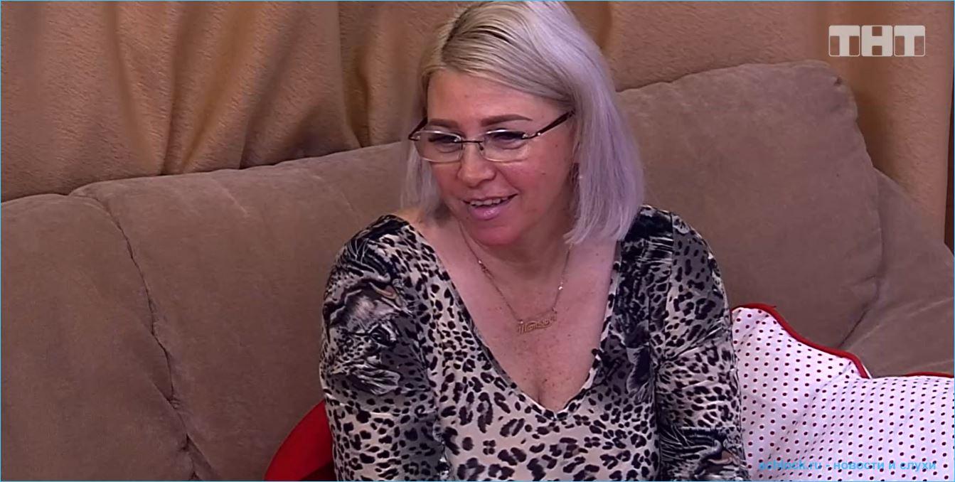 Татьяна Владимировна переживает за Илью Яббарова