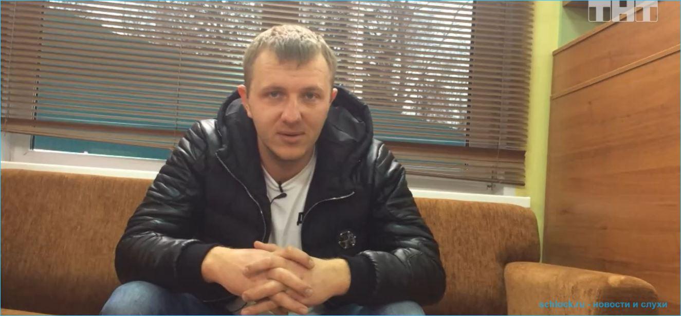 Илья Яббаров бросил вредные привычки и занялся спортом
