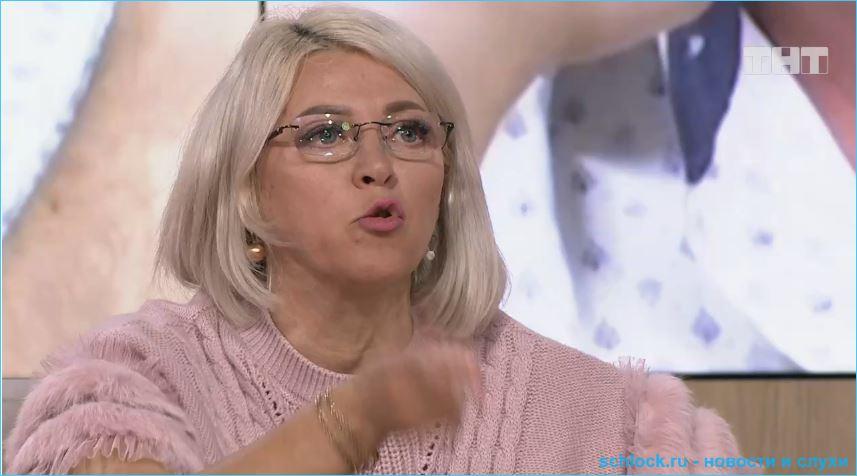 Татьяна Владимировна не справляется без помощи Ильи Яббарова