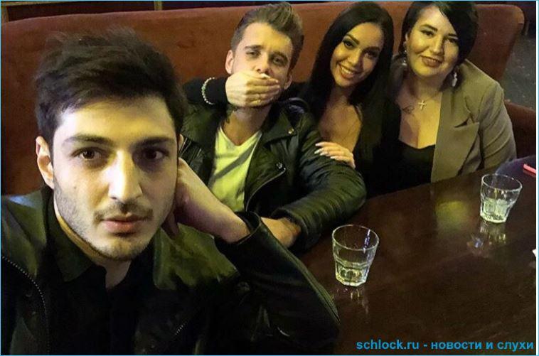 Юлию Белую теперь приняли в семью Оганесяна и Черно