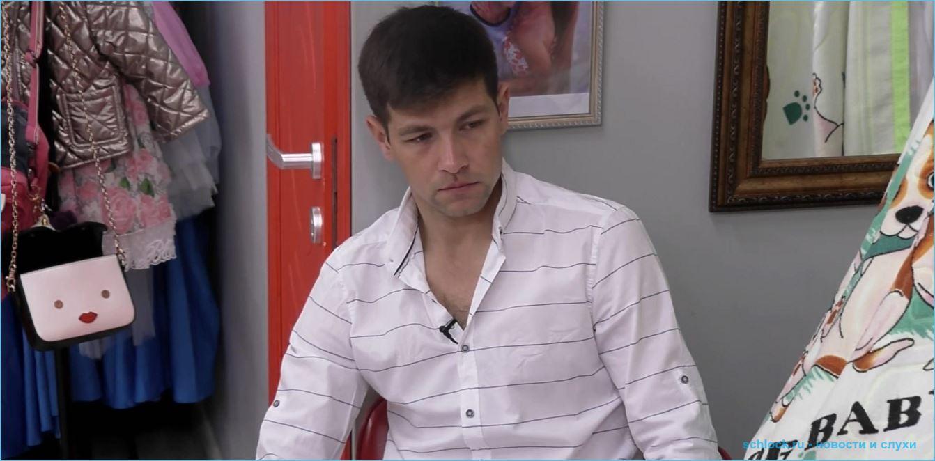 Дмитрий Дмитренко будет моделью мужской одежды
