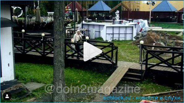 Балинская спасла Кудряшова в отеле без камер