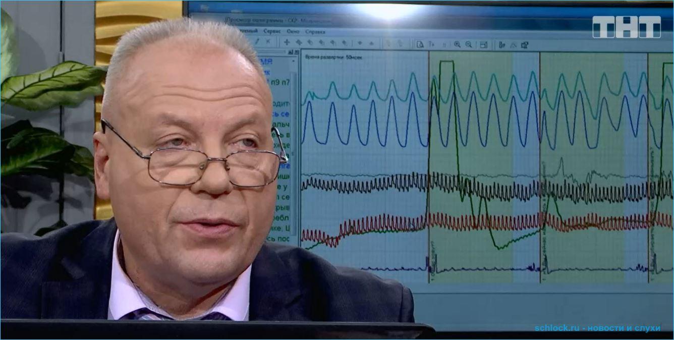 Проверка на детекторе лжи показала, что Саленко изменил Шафеевой