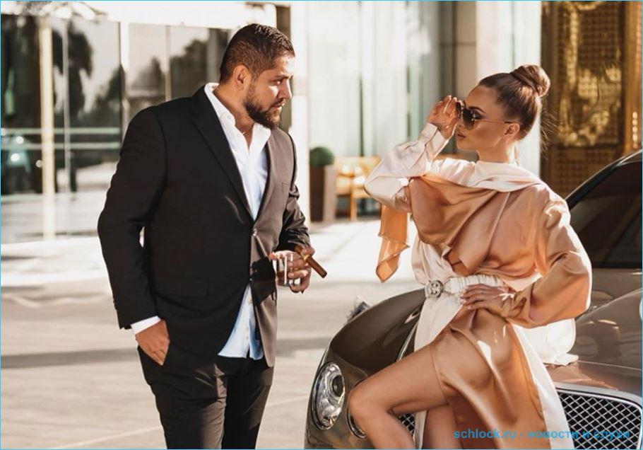 Из сообщений интернет-изданий стало известно, что богатым поклонником Евгении Феофилактовой оказался ливанский продюсер