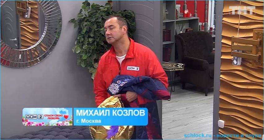 Стало известно, как Михаил Козлов провалился в роли аниматора Рапунцелей