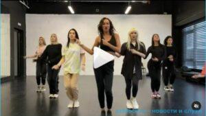 Видео участников дома 2 на шлоке - Ольга Бузова записывает новую песню