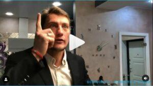 Видео бывших участников дома 2 на шлоке - Александр Задойнов советует читать умные книги
