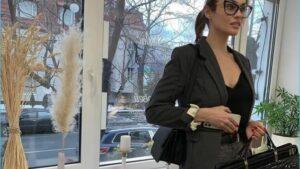 как У Алены Водонаевой впервые появился собственный бизнес
