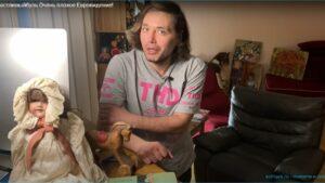 Видео участников дома 2 Рустам Солнцев защищает Манижу и Евровидение